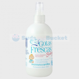 Gotas Frescas Baby Cologne Concentrated 80ml